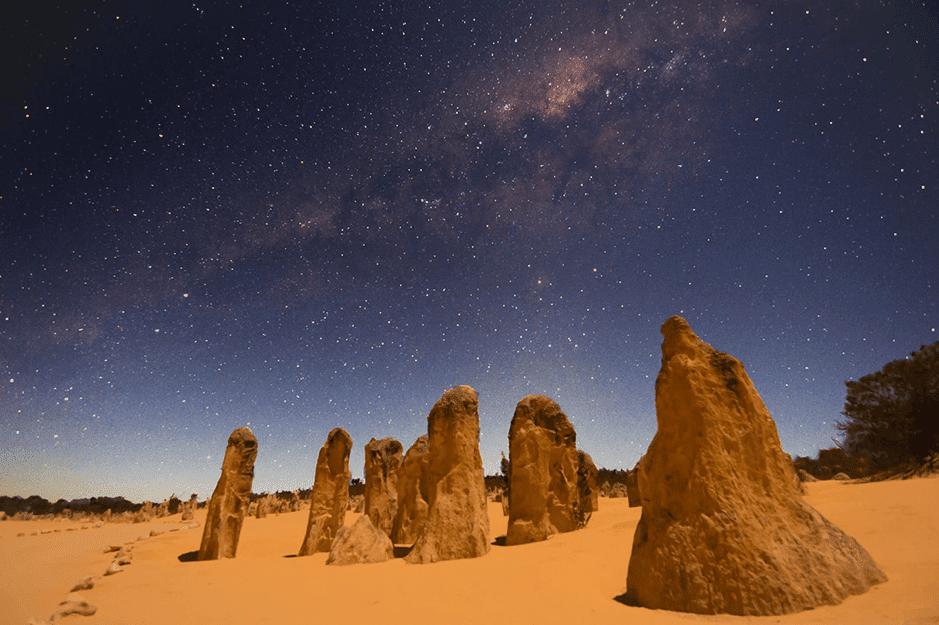 Stargazing in WA