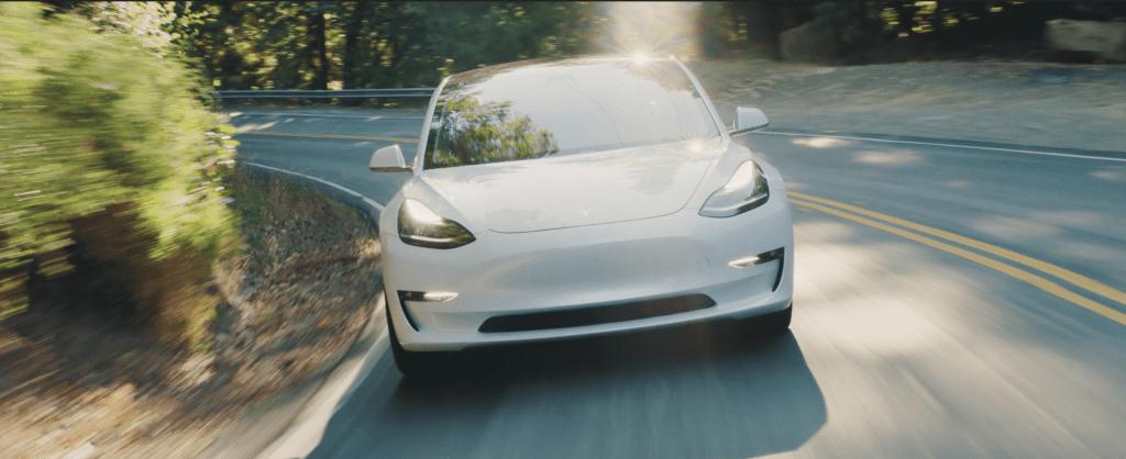 Tesla - race to electric car in Australia