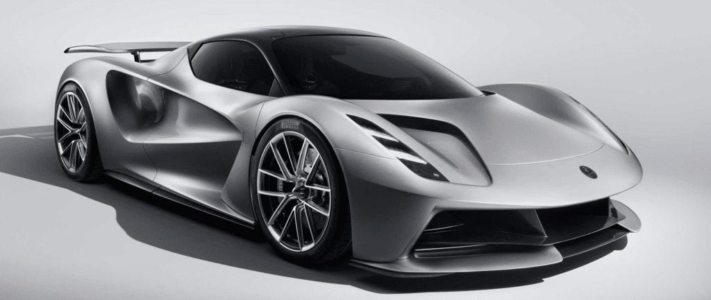 Lotus Evija - electric cars