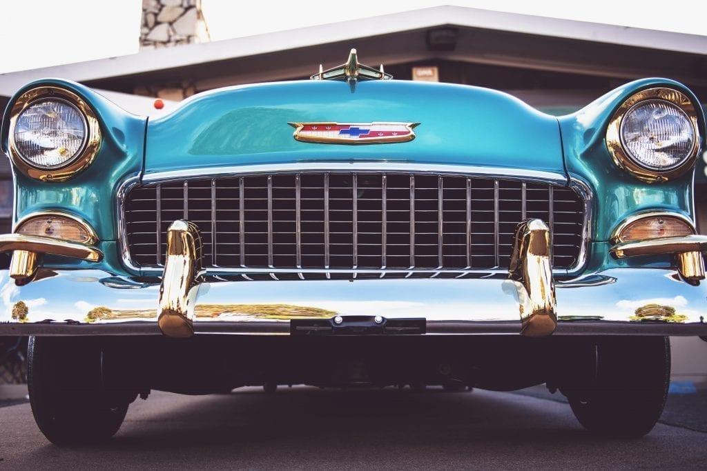 Car restoration guide