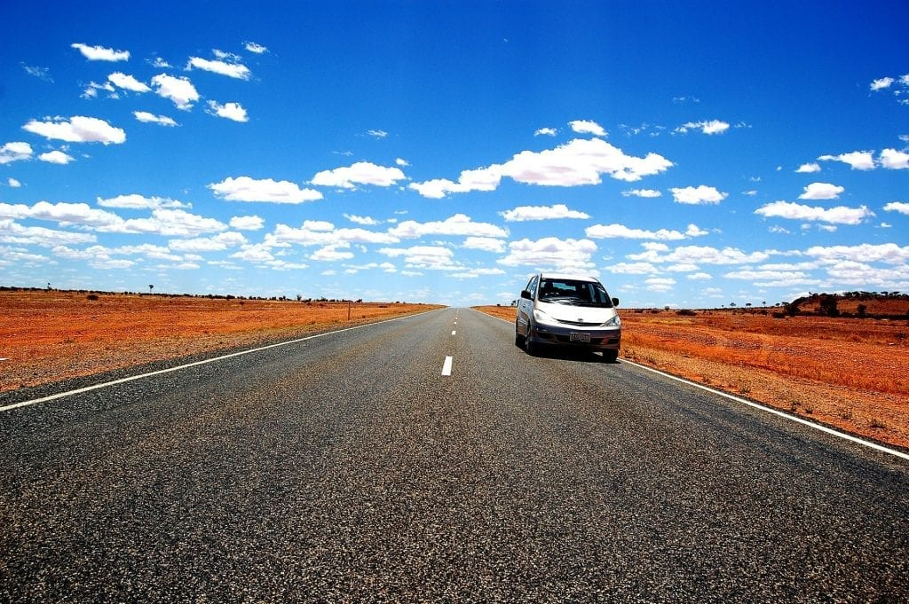 Australia's longest drives