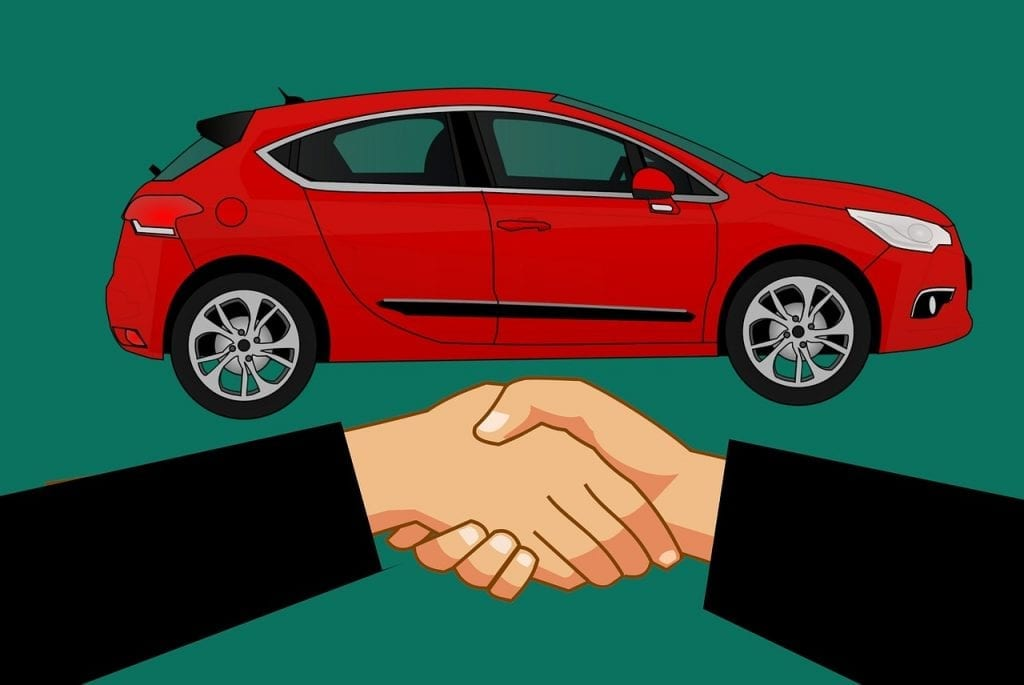 Buying a second hand car checklist