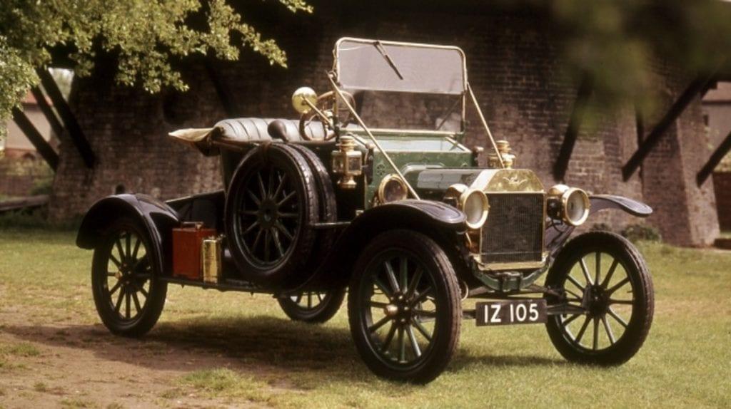 Ford model t windscreen