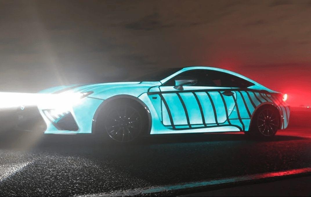 Lumilor Car paint